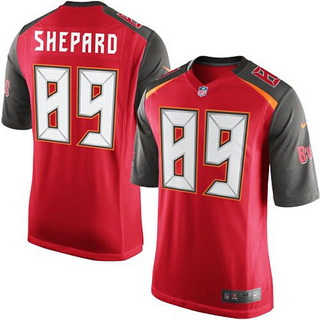 Tampa Bay Buccaneers Russell Shepard Jerseys Wholesale