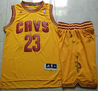 premium selection ae952 af26d cleveland cavaliers jersey yellow