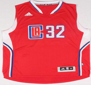 766522a06 Los Angeles Clippers  32 Blake Griffin Revolution 30 Swingman 2015 New Red  Jersey