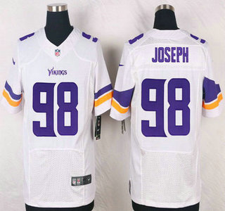 Minnesota Vikings  88 Alan Page White Road NFL Nike Elite Jersey on ... 3bb58e159