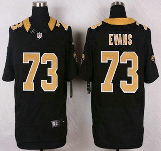 NFL Jerseys Outlet - New Orleans Saints #45 Hau'oli Kikaha Black Team Color NFL Nike ...