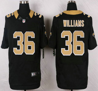 NFL Jerseys Outlet - New Orleans Saints #45 Hau'oli Kikaha Black Team Color NFL Nike ...