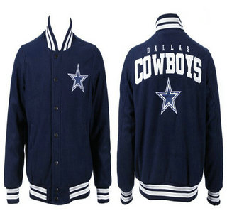 Dallas Cowboys Navy Jacket FG