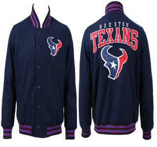 Houston Texans Navy Jacket FG