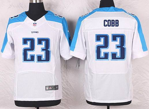 Men's Tennessee Titans Dexter McCluster Nike Light Blue Alternate Game Jersey