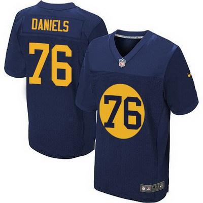 Wholesale Green Bay Packers Mike Daniels Jerseys