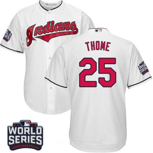 78129356e ... Cream Joe Carter Authentic Alternate Jersey Majestic 30 Cleveland  Indians Womens MLB 2016 World Mens Cleveland .