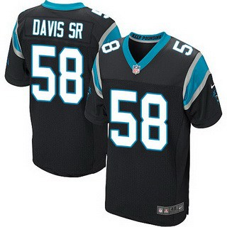 nfl GAME Carolina Panthers Thomas Davis Jerseys