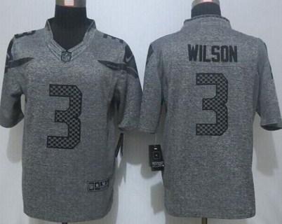 nfl Seattle Seahawks Russell Wilson LIMITED Jerseys