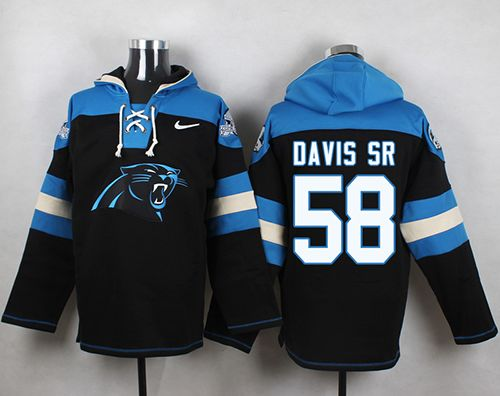 Cheap NFL Jerseys Wholesale - NFL Carolina Panthers Men's Pro Line Black Gold Collection ...