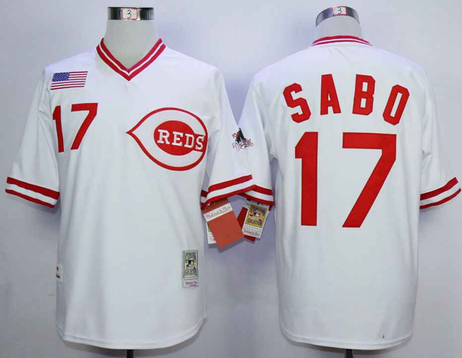 pretty nice 4bdda 5ad2d cincinnati reds throwback jersey