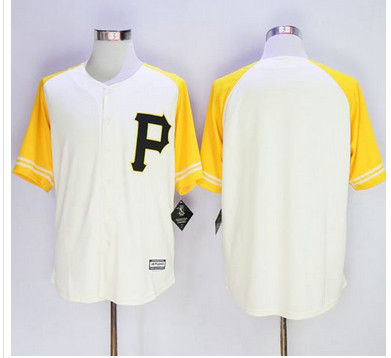 8f773a3e ... bonds white pullover throwback b93c4 da4c3; good white cool base jersey  pirates blank creamgold exclusive new cool base stitched mlb jersey  pittsburgh