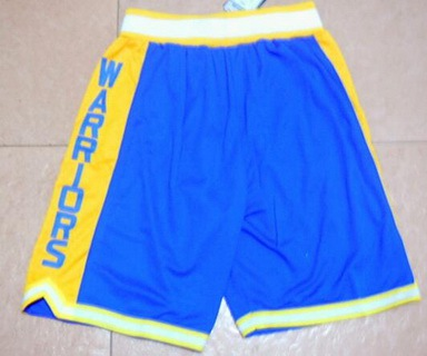 Men's Golden State Warriors The City Lights Blue Short