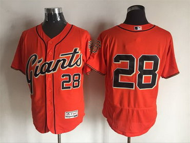8dc8958cf buster posey brown 2016 mlb all star jersey mens national league san  francisco giants 28 cool base game collection