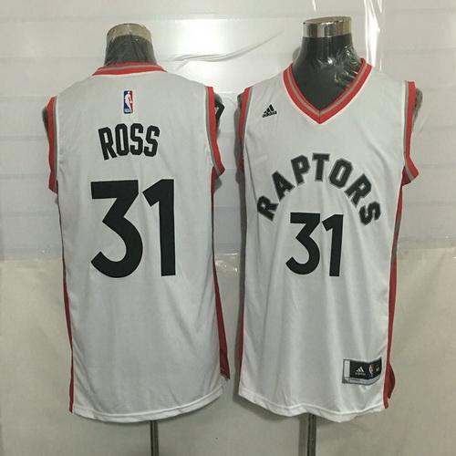 bd2269c41 ... Red Jersey Mens Toronto Raptors 31 Terrence Ross White New NBA Rev 30  Swingman Jersey ...