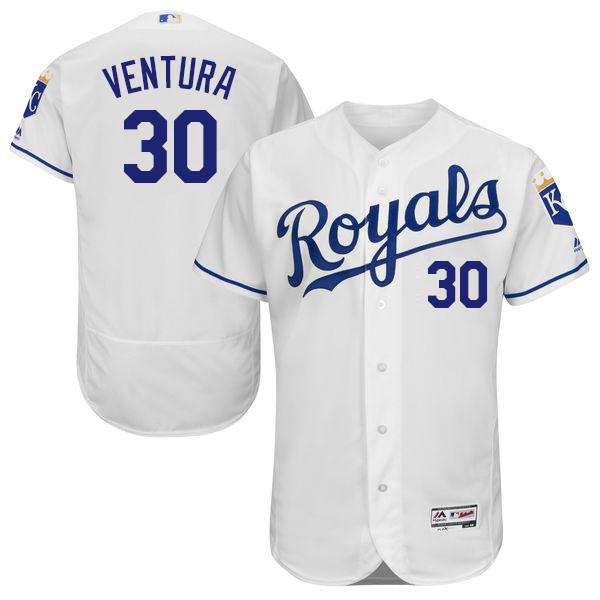 new styles a8481 c3a90 mens kansas city royals 30 yordano ventura 2014 blue jersey