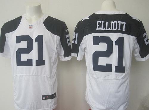 Dallas Cowboys Ezekiel Elliott ELITE Jerseys