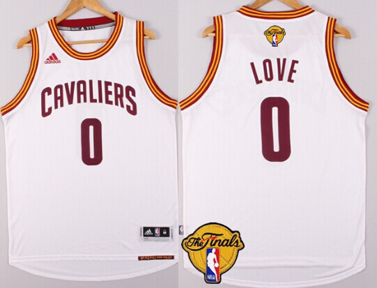935569d96 ... purchase mens cleveland cavaliers 0 kevin love 2016 the nba finals  patch white jersey d4bab b5699