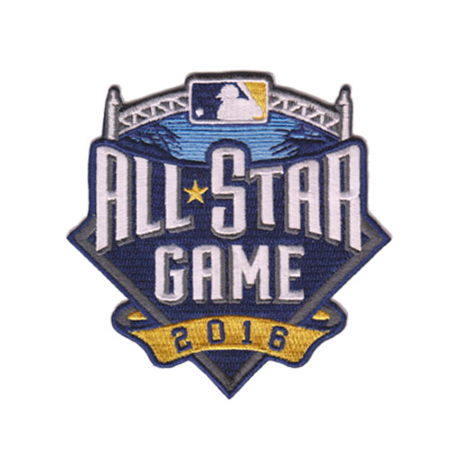 2016 MLB All-Star Game Jersey Patch