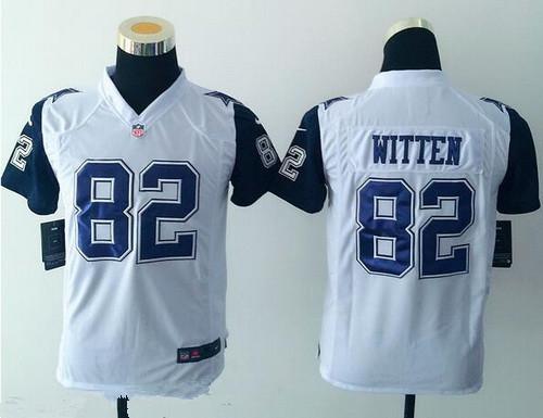 online retailer 24a5b d2edb game jason witten youth throwback jersey dallas cowboys 82 ...