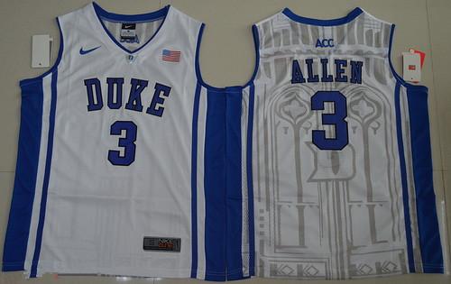 7084d4c3838 ... greece mens duke blue devils 3 garyson allen white college basketball  nike swingman stitched ncaa jersey