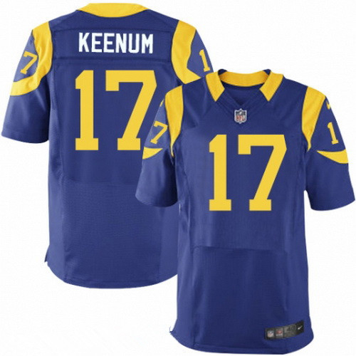 Los Angeles Rams Case Keenum Jerseys Wholesale