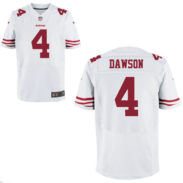 nfl San Francisco 49ers Phil Dawson LIMITED Jerseys