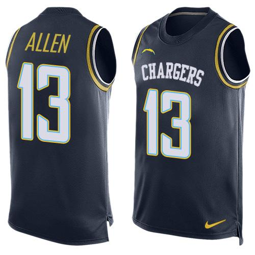 ... Nike NFL San Diego Chargers 50 Manti Teo White Elite Jerseys Mens San  Diego Chargers 13 Keenan Allen Navy Blue Hot Pressing Player Name Number  2013 ... 6f0115eb8