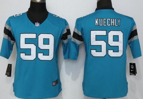 nfl LIMITED Carolina Panthers Luke Kuechly Jerseys