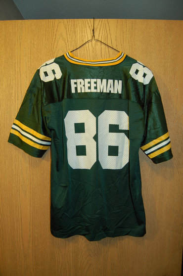 ID89834 Nike Green Bay Packers #86 ANTONIO FREEMAN Green Team Color Men\'s Stitched NFL Elite Jersey