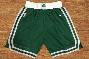 Men's Boston Celtics Green Nike NBA Shorts