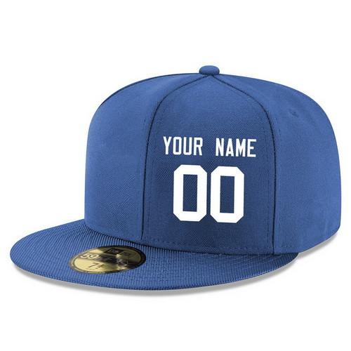 cc7c9fe8 San Diego Chargers Custom Snapback Cap NFL Player Navy Blue with ...