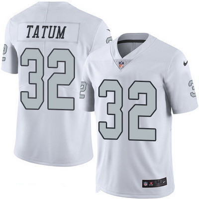 ... Black Limited Kids Jersey Youth Oakland Raiders 32 Jack Tatum White  2016 Color Rush Stitched NFL Nike Limited Jersey Womens Limited Bo Jackson  ... b98808eb4