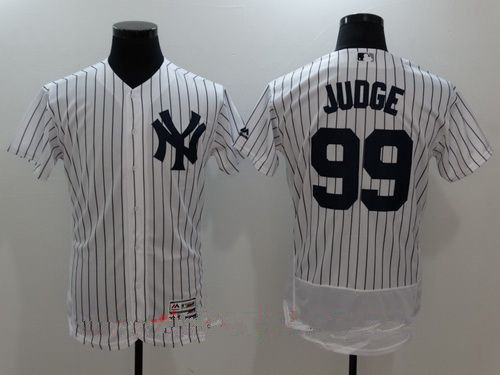 jersey mens new york yankees 99 aaron judge white home name stitched mlb majestic flex base