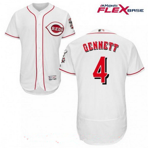 footwear professional sale official photos Men's Cincinnati Reds #19 Joey Votto Gray Road Stitched MLB ...