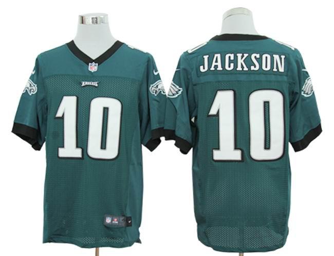 size 60 4xl desean jackson philadelphia eagles 10 green stitched nike elite nfl jerseys