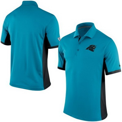 Men 39 S Carolina Panthers Nike Blue Team Issue Performance