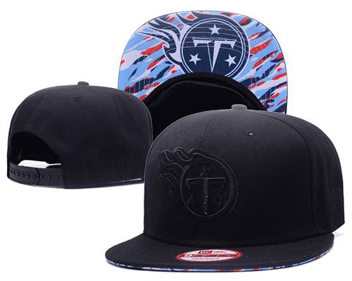 NFL Tennessee Titans Stitched Snapback Hats 011