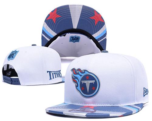 NFL Tennessee Titans Stitched Snapback Hats 022