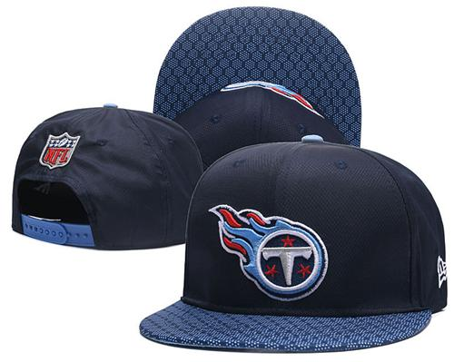 NFL Tennessee Titans Stitched Snapback Hats 012