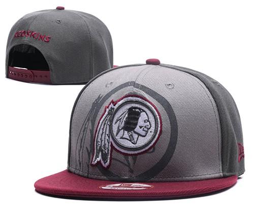 NFL Washington Redskins Stitched Snapback Hats 065