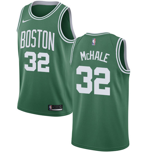 Nike Boston Celtics #32 Kevin Mchale Green NBA Swingman Icon Edition Jersey