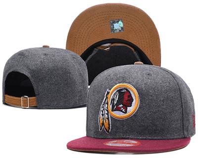 NFL Washington Redskins Team Logo Adjustable Hat