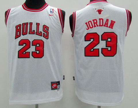 timeless design 25de6 0c71d chicago bulls 23 michael jordan 1984 1985 rookie red kids jersey