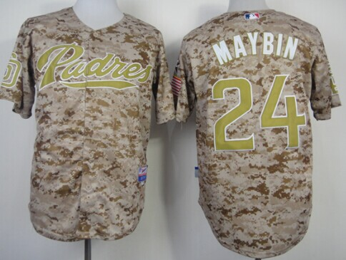 online store 39260 2cea4 where to buy mlb jerseys san diego padres 24 cameron maybin ...