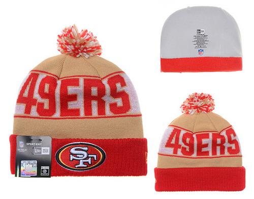 San Francisco 49ers Beanies YD021