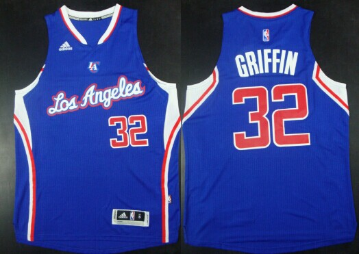 the best attitude d0a85 a0c7b los angeles clippers 32 blake griffin 2014 new red kids jersey