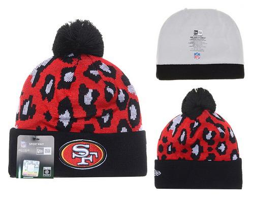 San Francisco 49ers Beanies YD022