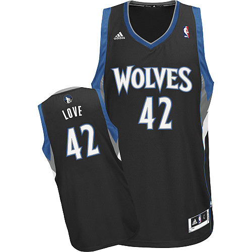 db37eb9a8 Cheap Minnesota Timberwolves Kevin Love 42 white Revolution 30 Swingman Jersey  Minnesota Timberwolves 42 Kevin Love Black Swingman Jersey ...