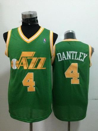 08ddf88747c ... Mens Adidas NBA Authentic Pistol Utah Jazz Pete Maravich Throwback  Adidas Green T Shirt StadiumStyle.com Utah Jazz 4 Adrian Dantley Green  Swingman ...